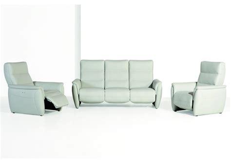 canapé relax 3 places tissu acheter votre canapé contemporain 3 places fixe ou relax