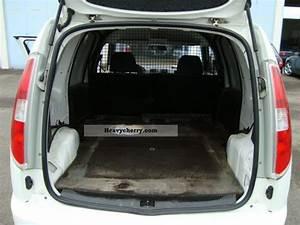 Skoda Roomster 1 4 Tdi Practice Climate 2008 Box