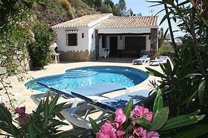Ferienhaus Kaufen Spanien : ferienhaus in competa costa del sol mit pool meerblick ~ Lizthompson.info Haus und Dekorationen