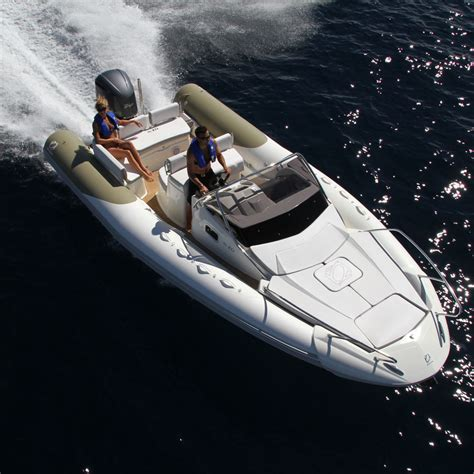 Cabin Rib Boats by N Zo 700 Cabin Zodiac Nautic And Rigid