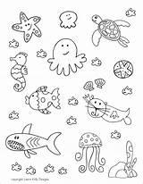 Aquarium Coloring Printable Printables Ocean Doll Valentines Travel Sheet Ellison Education Visiting Orcas Mini Play Great sketch template