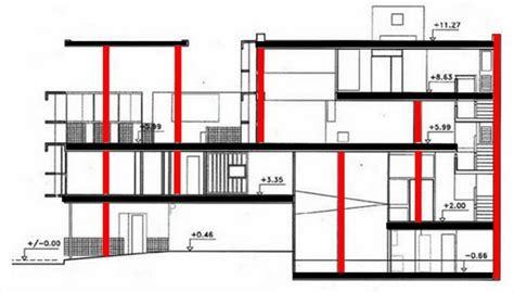 casa curutchet ficha fotos  planos wikiarquitectura