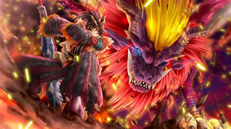 Anime Wallpaper Konachan - konachan teostra anime 561473