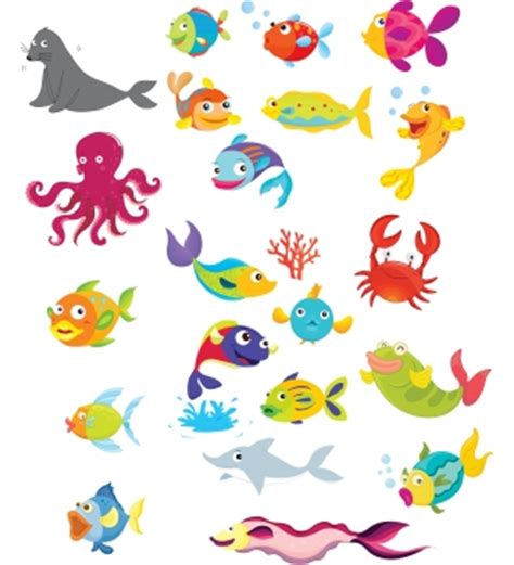 sea creatures clipart christian themed bulletin boards
