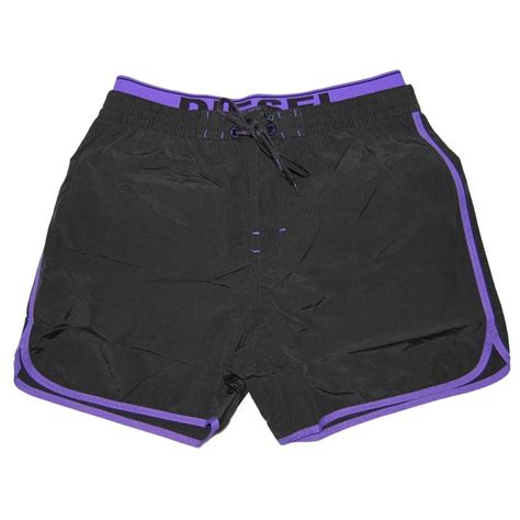 Diesel Dolphin Shorts Black - Mens Pants And Shorts from ...
