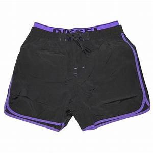 Diesel Dolphin Shorts Black - Mens Pants And Shorts from Attic Clothing UK