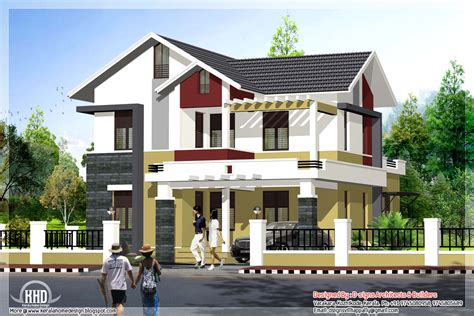 simple house styles with pictures ideas photo simple 4 bedroom budget home in 1995 sq kerala home