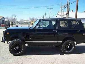 Find Used International Harvester Scout Ll In Pampa  Texas