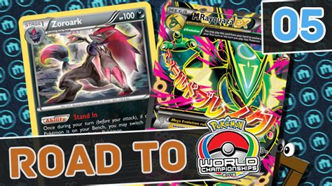 road to tcg worlds 2017 005 mega rayquaza ex zoroark