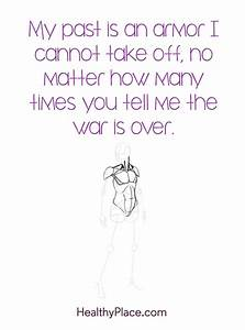 Quotes About Fe... Traumatic Past Quotes
