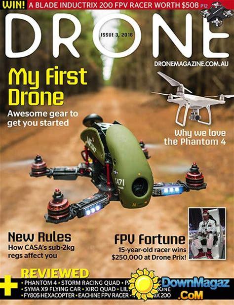 drone au issue     magazines