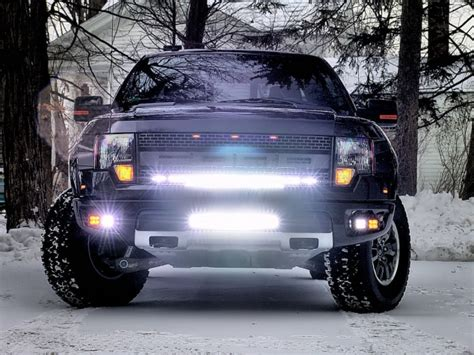 2010 2014 f 150 svt raptor headlights lighting upgrades