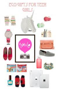 eco christmas gifts for teen girls sustainable style must have via
