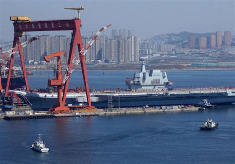 China's Future Aircraft Carrier Force Could Be A Financial