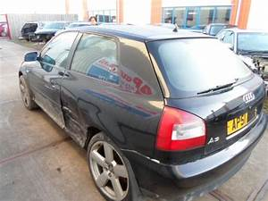 Audi A3  8l  1 6  Salvage  Year Of Construction 2001