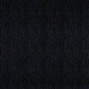 Black Textured Lined Upholstery Faux Leather By The Yard