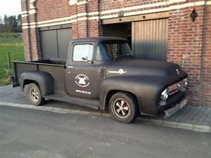 Pick Up Occasion Ford : avis ford usa f100 pick up 1953 par vautour motorlegend ~ Medecine-chirurgie-esthetiques.com Avis de Voitures