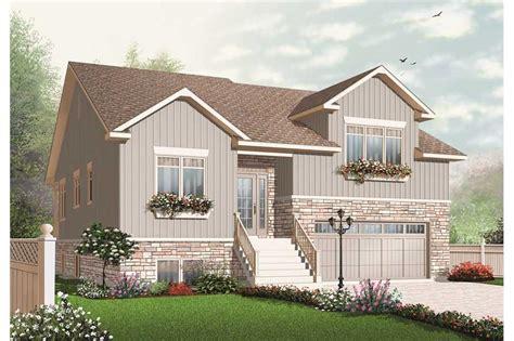 split level house plans home plan