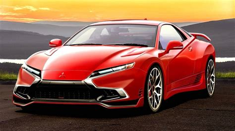 2020 Mitsubishi 3000gt Youtube