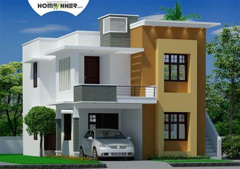 modern house floor plans free modern contemporary tamil nadu home design
