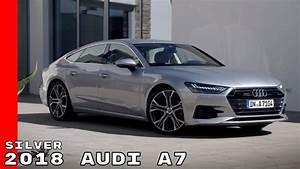Audi A7 2018 : silver 2018 audi a7 exterior interior drive youtube ~ Nature-et-papiers.com Idées de Décoration