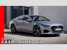 Silver 2018 Audi A7 Exterior, Interior & Drive YouTube