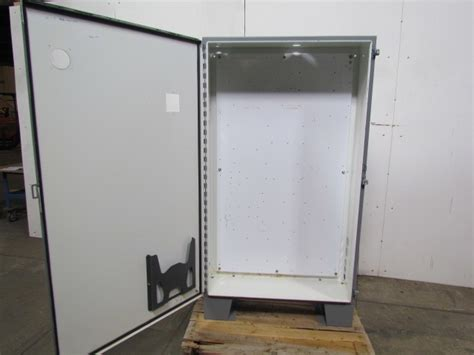 Hoffman A603612lp Type 12-13 Electrical Enclosure/box