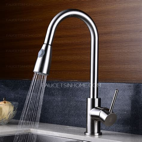 kitchen water faucets best pullout spray cold and water kitchen faucet