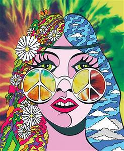 Psychedelic Girl Pictures, Photos, and Images for Facebook ...