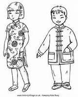 Coloring Pages Around Theme Children Books Colouring Dolls Paper Collect Multicultural sketch template