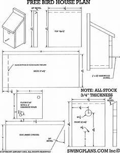 Bird House Plans To Download PDF Plans bluebird house