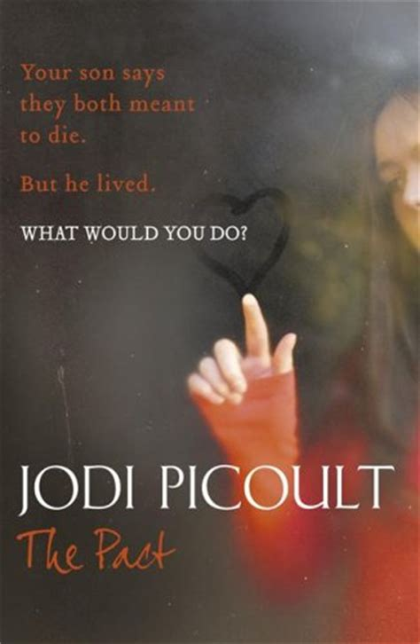 The Pact Jodi Picoult Book Quotes