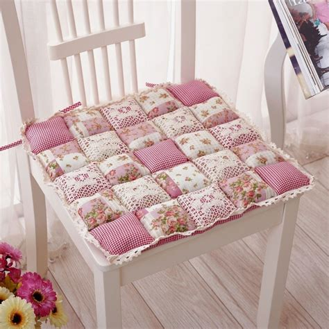 handsome chair cushion set dining room chair pads with