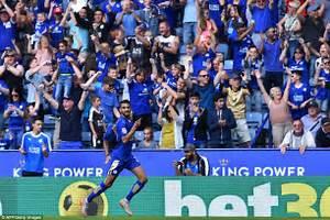 Leicester City 4-2 Sunderland: Claudio Ranieri gets off to ...