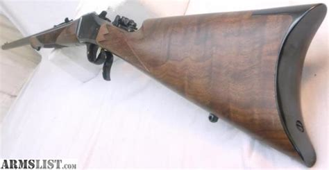ARMSLIST - For Sale: Single Shot Hi Wall Model 1885 Rifle ...