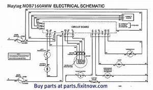 Whirlpool Dishwasher Electrical Diagram