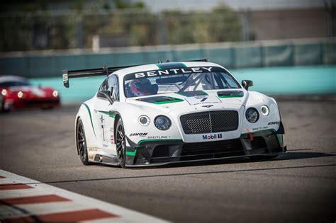 Bentley Race Car by Bentley Continental Gt3 Race Car Concept Un Proyecto Para