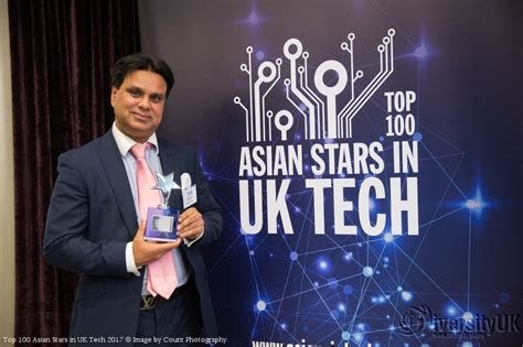 Top 100 Asian Stars In Uk Tech 2017 Launched