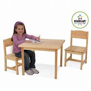 Table Enfant Et Chaises Kidkraft Ma Chambramoi