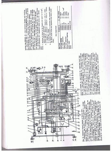 Tractor Belarus Wiring Diagram Routing Schematic
