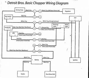 Wiring Diagram From Detroit Bros  Will It Work