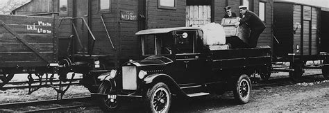 volvo trucks history 1920s volvo trucks