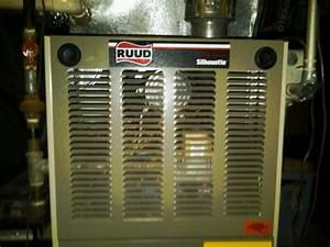 Ruud Furnace Intermittent Problem - Hvac