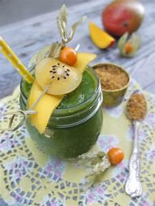Erkältung Im Anmarsch : gr ner mango moringa smoothie mit kiwi bl tenpollen ~ Whattoseeinmadrid.com Haus und Dekorationen