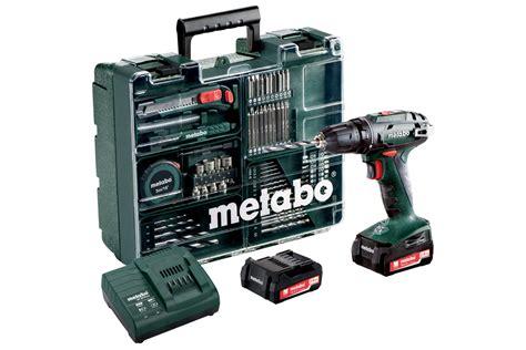 Metabo AkkuBohrschrauber BS 144 Set 602206880