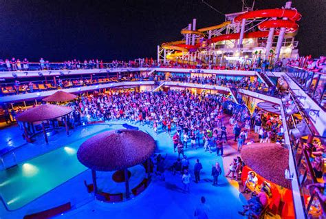 Party Cruises Best Party Cruise Ships | Oyster.co.uk