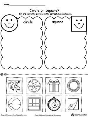 shape sorting place the circles and squares into the 945 | b3803c09f9ed26ab657563c3624572d1