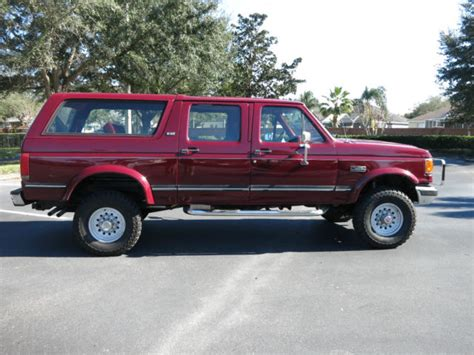 Ford Bronco Suv Red For Sale Ftjwglca