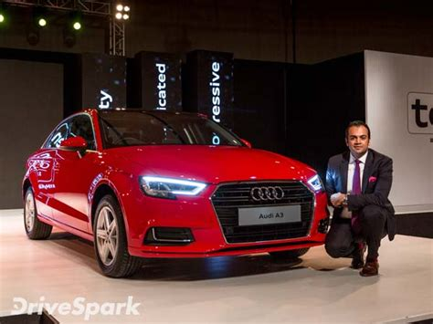 2017 Audi A3 Launched In India; Launch Price