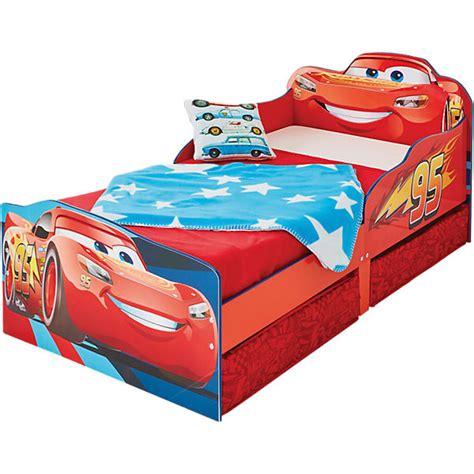 Kinderbett Cars 3, Mit 2 Schubladen, 70 X 140 Cm, Disney